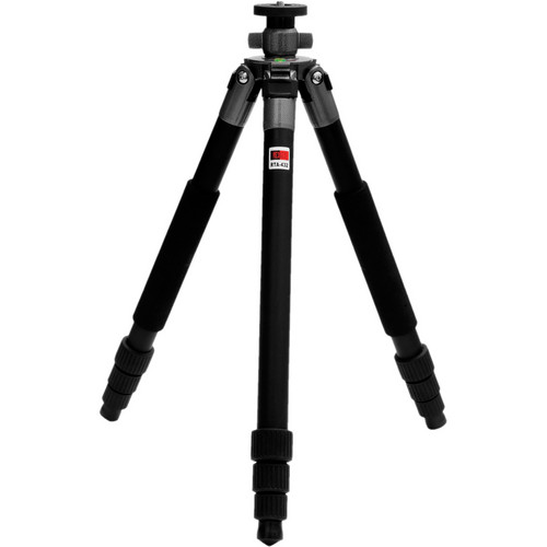 Redged RTA-432 Steady 4-Section Aluminum Tripod
