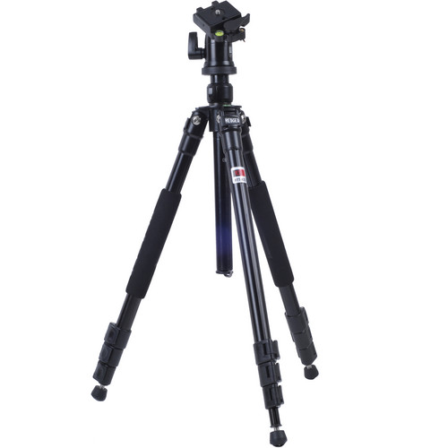 Redged RTT-423 4-Section Titanium Alloy Tripod with RT-1 Ball Head