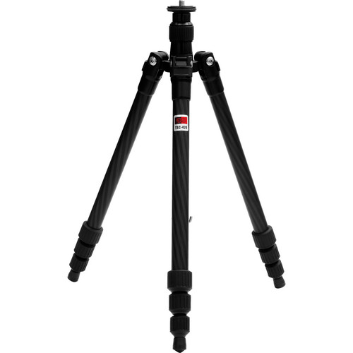 Redged TSC-424 Ultimate 4-Section Carbon Fiber Travel Tripod