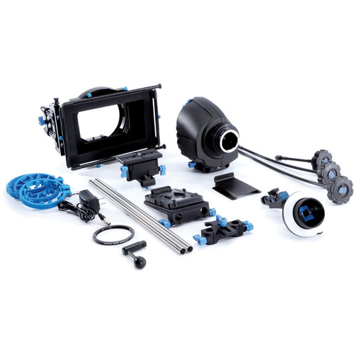 Redrock Micro M3 Complete Package with microFollowFocus