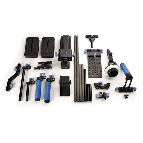 Redrock Micro Ultimate Universal Bundle With microFollowFocus Black