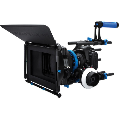Redrock Micro DSLR Cinema Bundle microFollowFocus Black