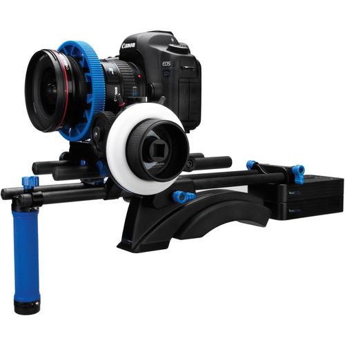 Redrock Micro eyeSpy Deluxe Bundle DSLR Hybrid Camera Rig with Riser MicroLink4