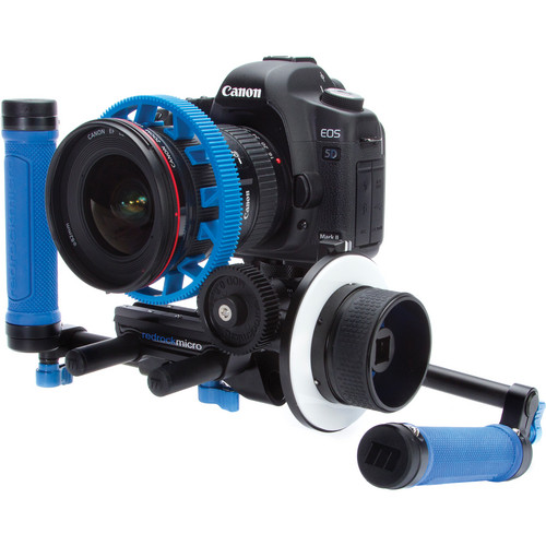 "Redrock Micro ""Captain Stubling"" DSLR Bundle With microFollowFocus"