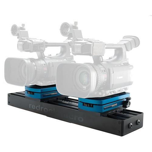 Redrock Micro 2-083-0010 Micro3D SxS Rig (No Shroud)