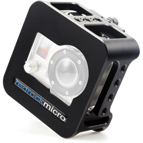 Redrock Micro Cobalt Cage for GoPro Action Cameras