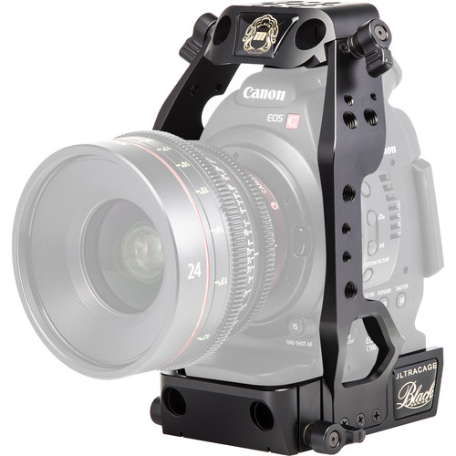 Redrock Micro ultraCage Black Professional Series for Canon C100