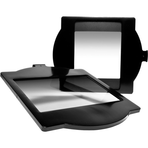 "Redrock Micro microMatteBox 4x4"" / 4x5.65"" Dual Size Filter Tray"