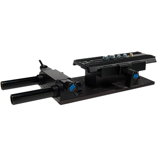 "Redrock Micro microSupport Baseplate w/4"" Rods"