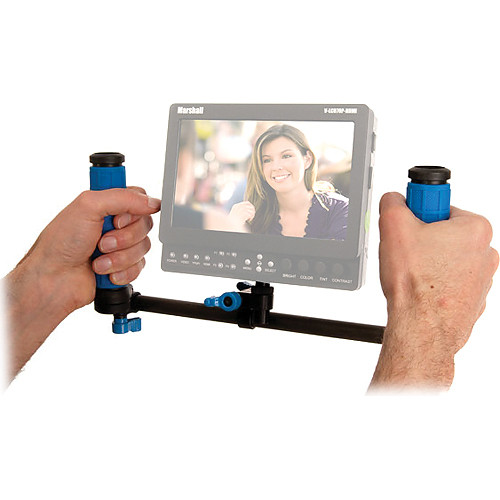 Redrock Micro Monitor Double Grip Kit