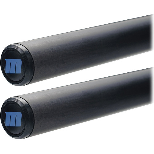 "Redrock Micro 8-011-0007 15mm Carbon Fiber Rod (2"", Pair)"