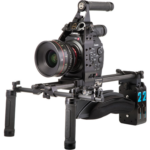 Redrock Micro ultraCage Black Field Cinema Bundle for the Canon C300