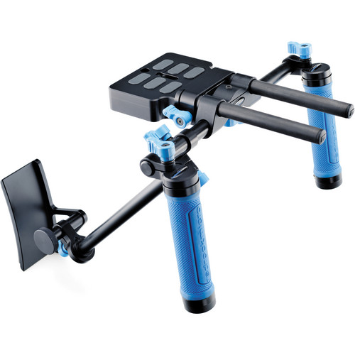 Redrock Micro theEvent Handheld Rig With lowbase