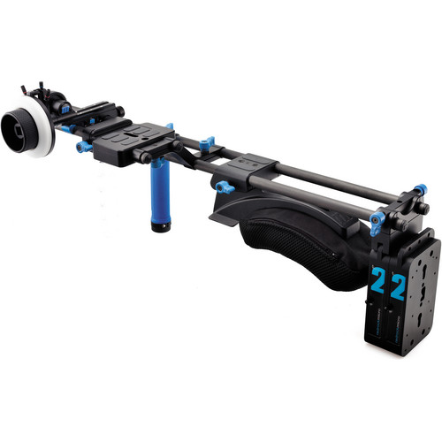 Redrock Micro eyeSpy Deluxe Shouldermount Rig with lowBase