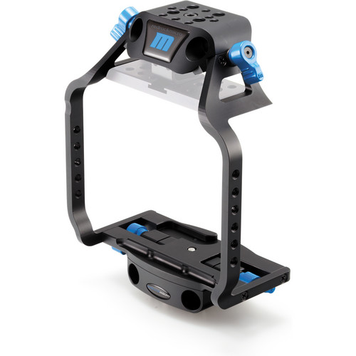Redrock Micro ultraCage Black for Blackmagic Cinema Camera