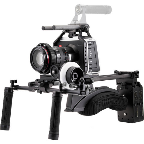 Redrock Micro ultraCage Black Field Cinema Bundle for the BMC