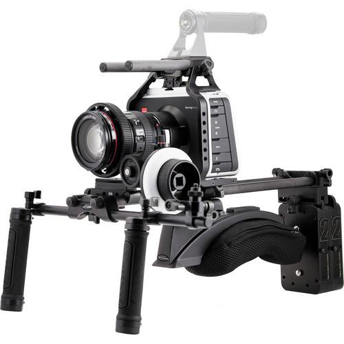 Redrock Micro ultraCage Black Field Cinema Bundle for the BMC