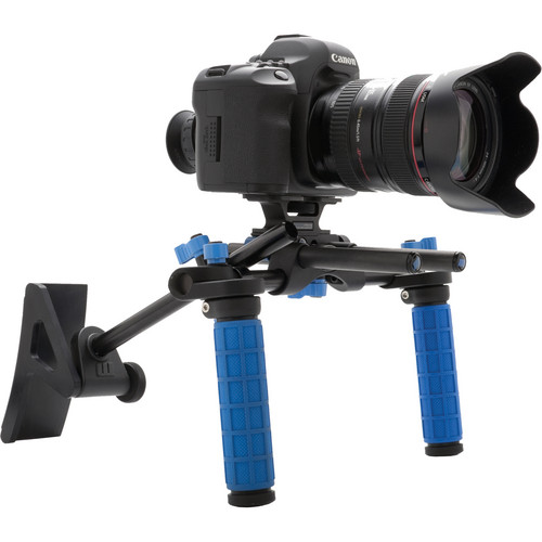 Redrock Micro theEvent DSLR 2.0 Hybrid Rig w/ Battery & Charger Kit for Canon 5D/7D