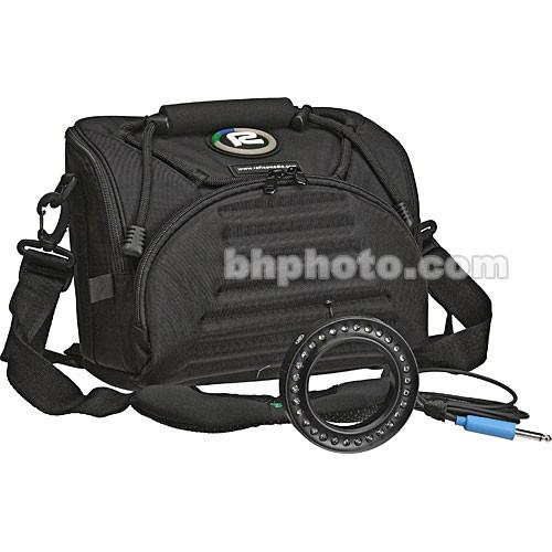 Reflecmedia LiteRing Kit with Bag, Blue (Small - 72mm Internal Diameter)