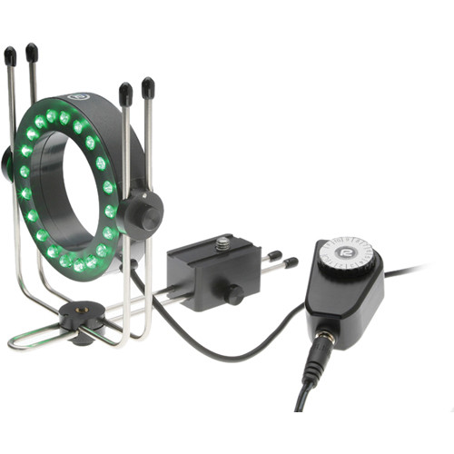 Reflecmedia Green Microlite Assembly with 8 x 8' Material Background - Requires Adapter Ring