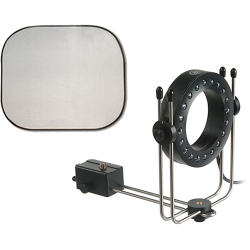Reflecmedia Chromaflex EL 4 x 3' Background 'with Green Microlite Assembly - Requires Adapter Ring