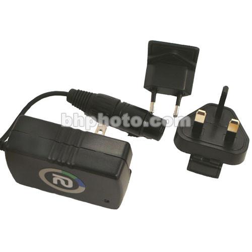 Reflecmedia Lite-Ring World Power Supply 90-240V AC to 12V DC With USA, UK & Euro Plugs