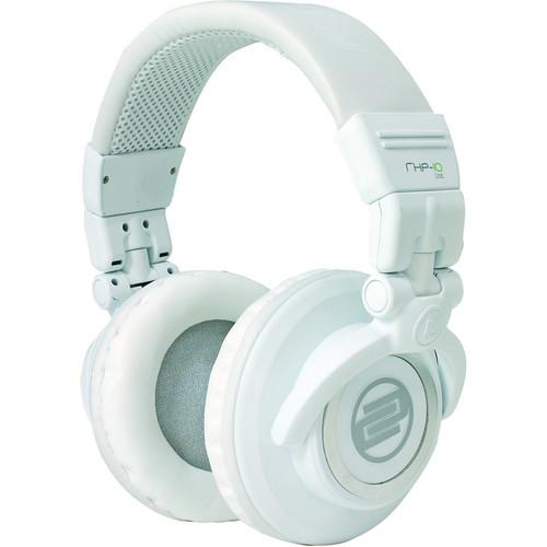 Reloop RHP-10 Professional DJ Headphones (White)
