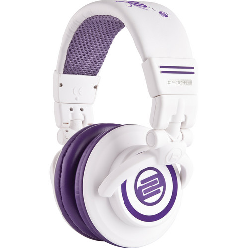 Reloop RHP-10 Professional DJ Headphones (Purple Milk)