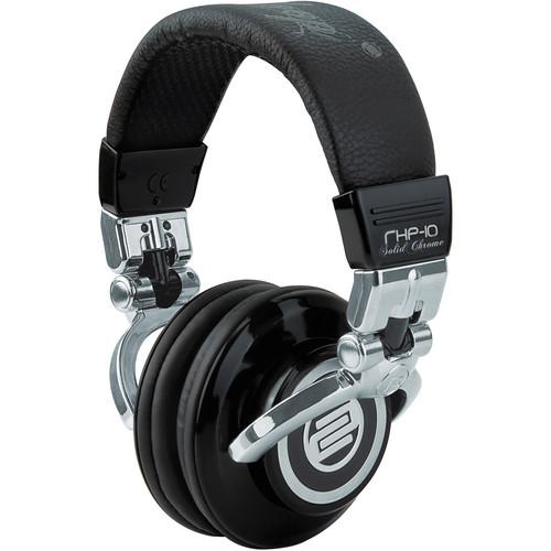 Reloop RHP-10 Professional DJ Headphones (Solid Chrome)