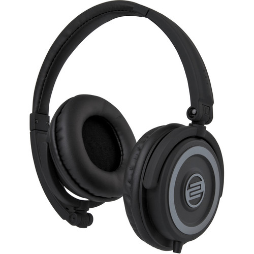Reloop RHP-5 DJ Headphones w/ Smartphone Mic & Controls