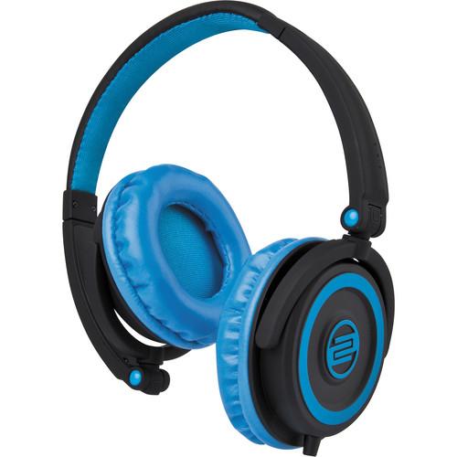 Reloop RHP-5 Flash Black DJ Headphones w/ Smartphone Mic & Controls