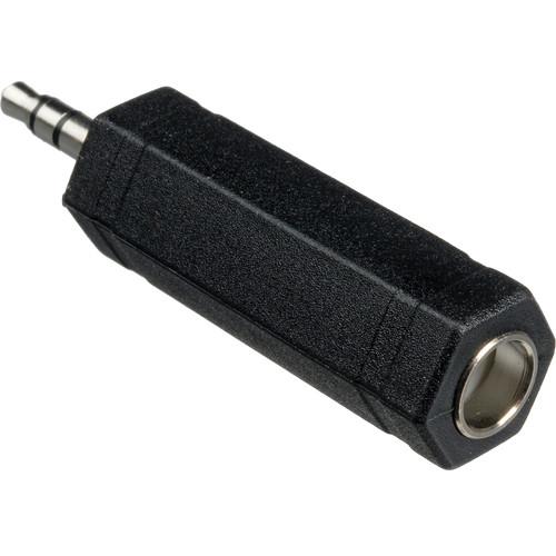 "Remote Audio 1/4"" Stereo Female to Stereo Mini Male Adapter"