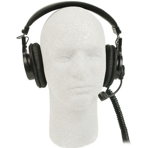 Remote Audio BCSHSSXDBC Communication Headset with Dynamic Boom Mic
