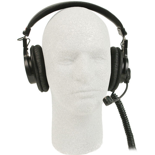Remote Audio BCSHSSXDBC Communication Headset with Dynamic Boom Mic