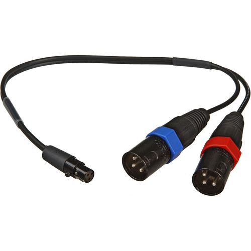 Remote Audio Sound Devices 442 Y Output Cable