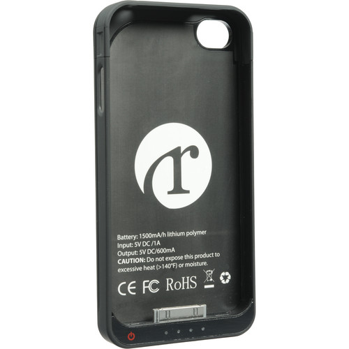 Revolve ccPhone4 iPhone 4/4S Case & Battery