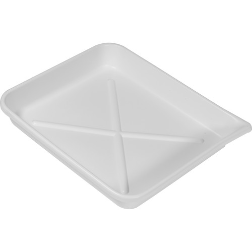 Richards Plastic Ribbed Developing Tray - 11x14""