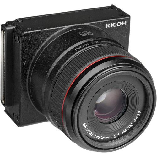 Ricoh GR Lens A12 50mm f/2.5 Macro Camera Unit 1
