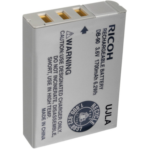Ricoh DB-90 Rechargeable Battery (1700mAh)