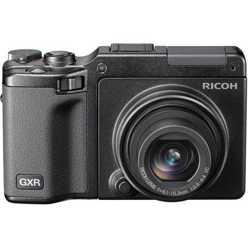 Ricoh GXR + S10 Kit