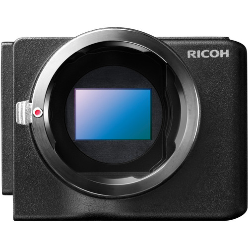 Ricoh GXR Mount A12 For Leica M Mount Lens