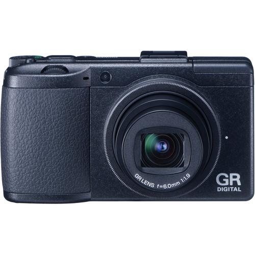 Ricoh GR Digital III Digital Camera