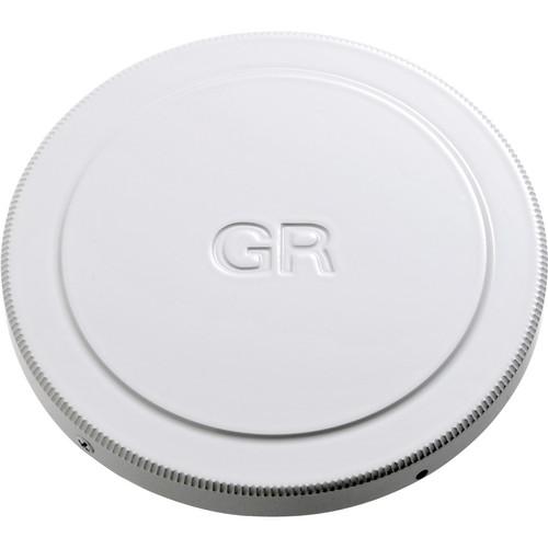 Ricoh GL-1 Metal Lens Cap - White