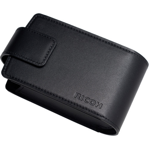 Ricoh SC-100 Soft Leather Case (Black)