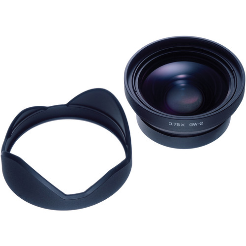Ricoh GW-2 21mm Wide-Angle Conversion Lens (0.75x)
