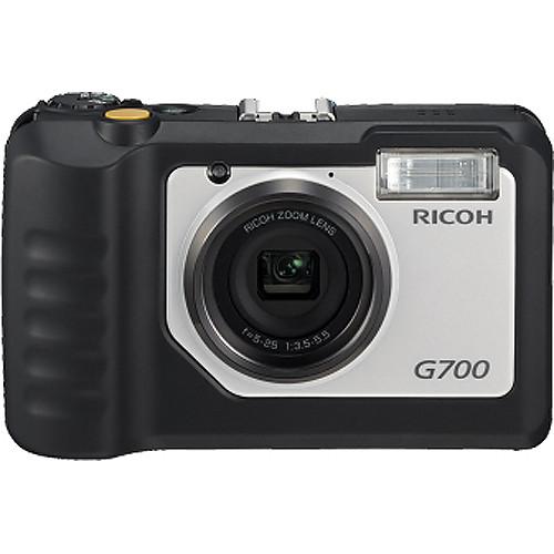 Ricoh G700 Waterproof Digital Camera