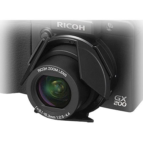 Ricoh LC-1 Self-Retaining Lens Cap for GX200 and Caplio GX100