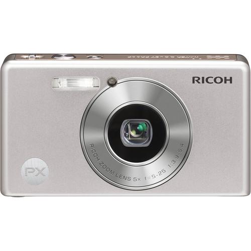 Ricoh PX Digital Camera (Silver)