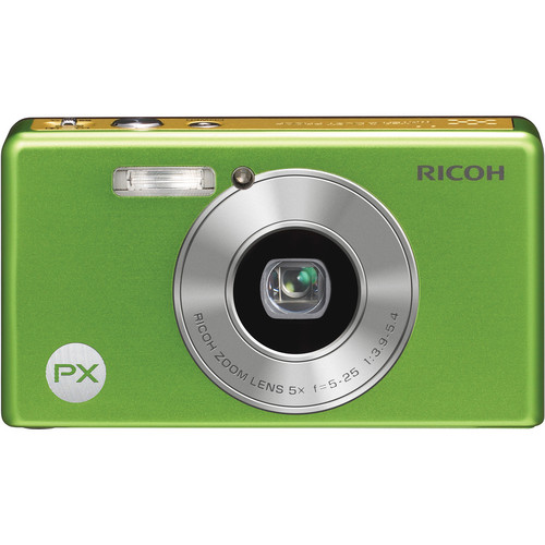 Ricoh PX Digital Camera (Green)