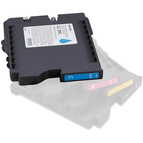 Ricoh Cyan Print Cartridge For GX e3300 Series